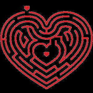 Kärlekens labyrint